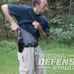 appendix carry holster techniques