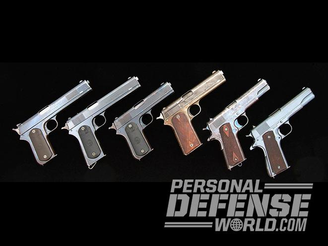 1911 guns