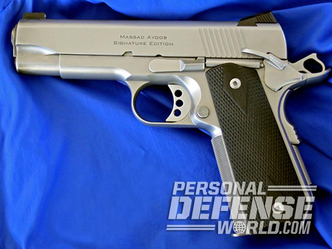 1911 concealed carry