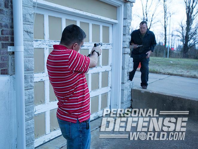 home defense tactics