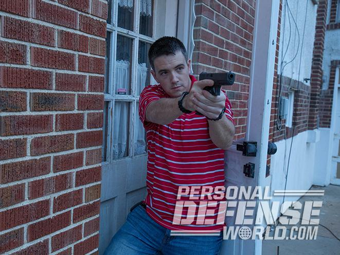 home defense shooting