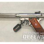 Ruger Mark IV .22 pistol