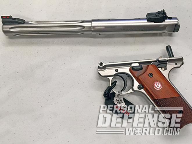 Ruger Mark IV handgun