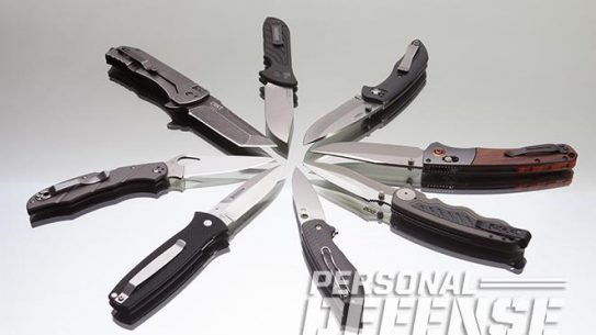 self defense folding knives