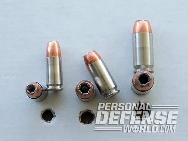 9mm ammo test
