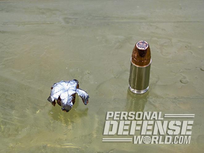 9mm vs. 45 acp ammo