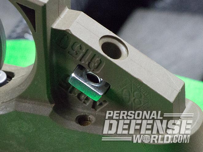 ar build pistol grip
