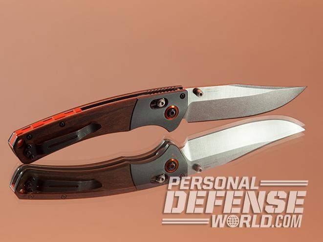 benchmade folding knives