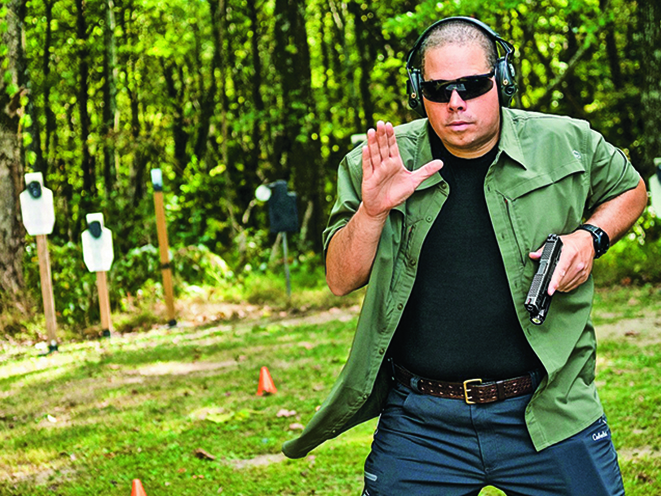 Dave Spaulding gun class