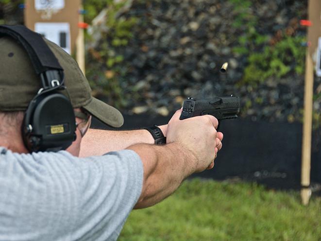 Dave Spaulding combative pistol