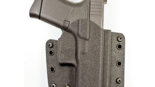 DeSantis glock 43 holster Raptor