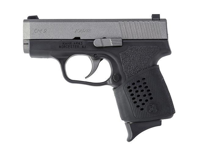 kahr arms shot show 2017 handguns