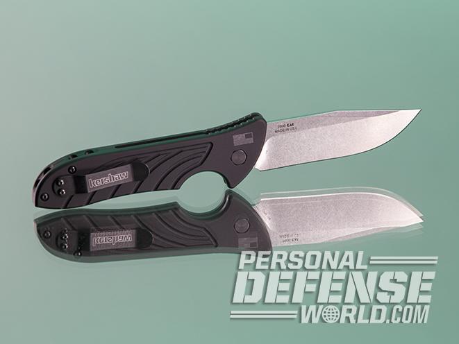 Kershaw folding knives