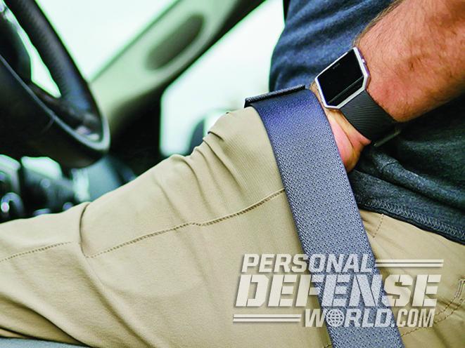 pocket carry concealment