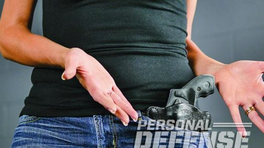 pocket carry for women