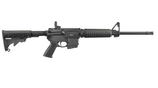 Ruger AR-556 rifle
