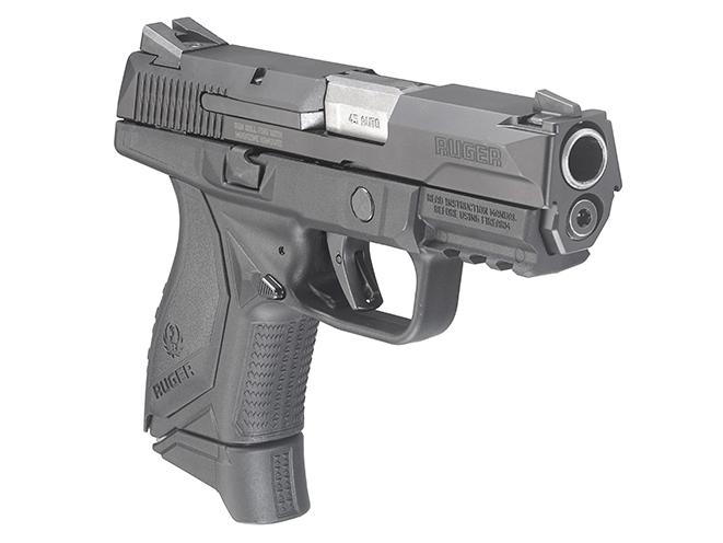 ruger american compact shot show 2017 handguns