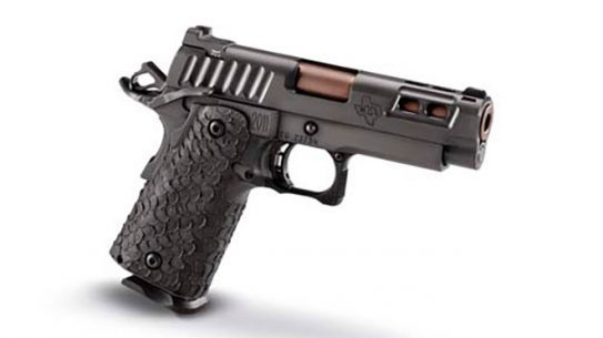 STI DVC Carry pistol