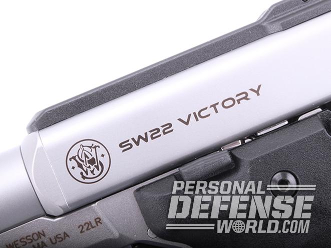 SW22 Victory engraving
