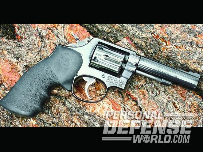 Colt Official Police vs s&w model 10