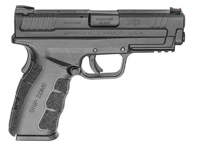 springfield armory shot show 2017 handguns