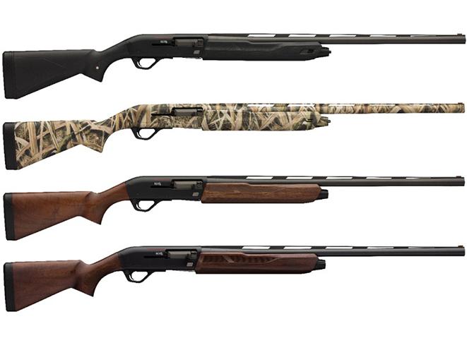 Winchester Super X4 autoloading shotguns