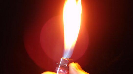 california arsonist