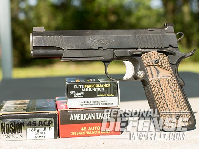 costa recon handgun