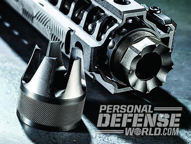 spike's tactical jack ar muzzle device