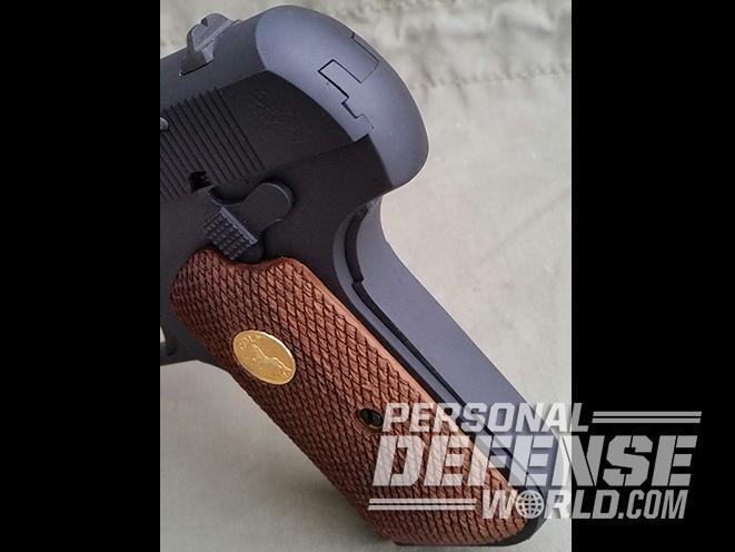 Model 1903 Pocket Hammerless handguns