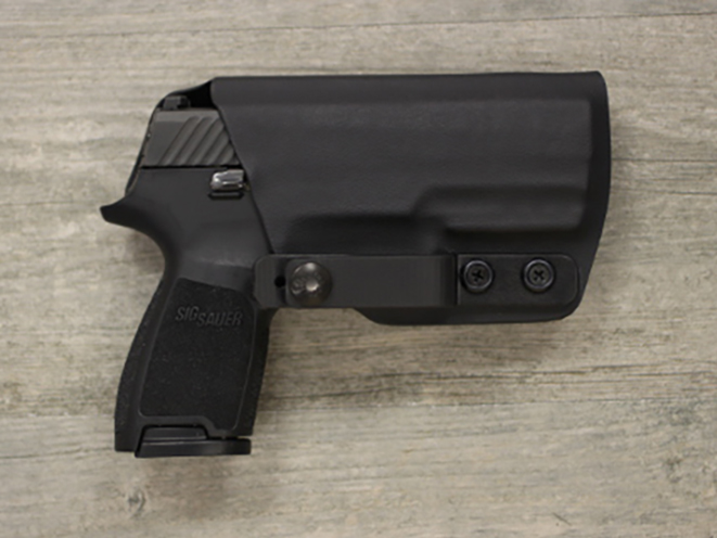 shot show holsters Clinger Holsters Trump Tuck