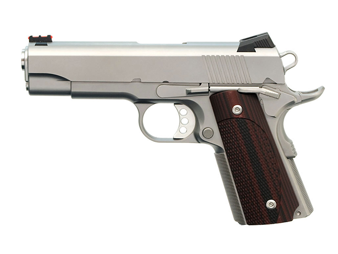 Ed Brown Compact 1911 gun