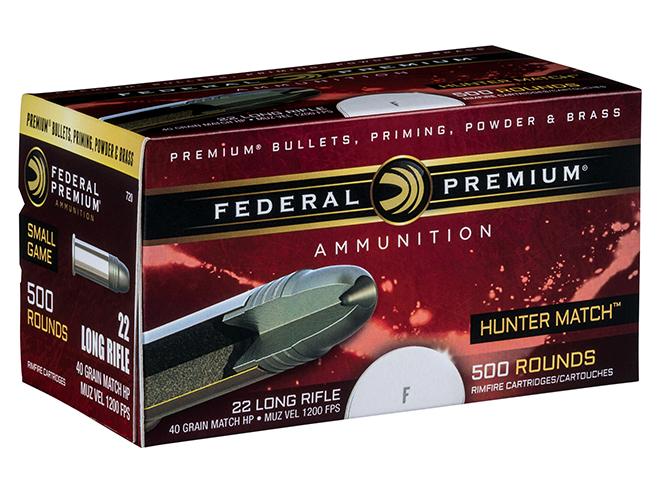 federal premium new ammo
