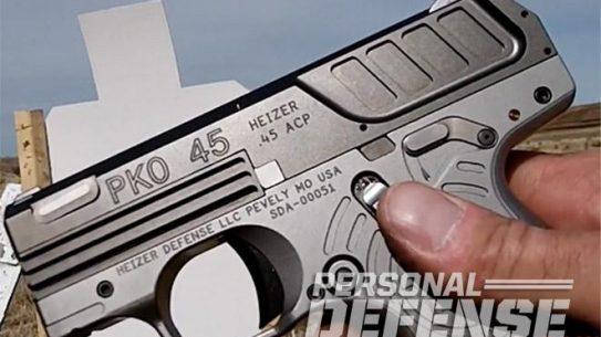 heizer defense pko 45
