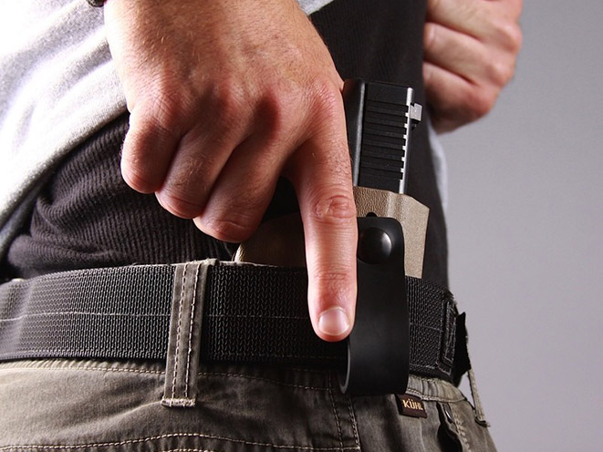 shot show holsters High Threat Concealment
