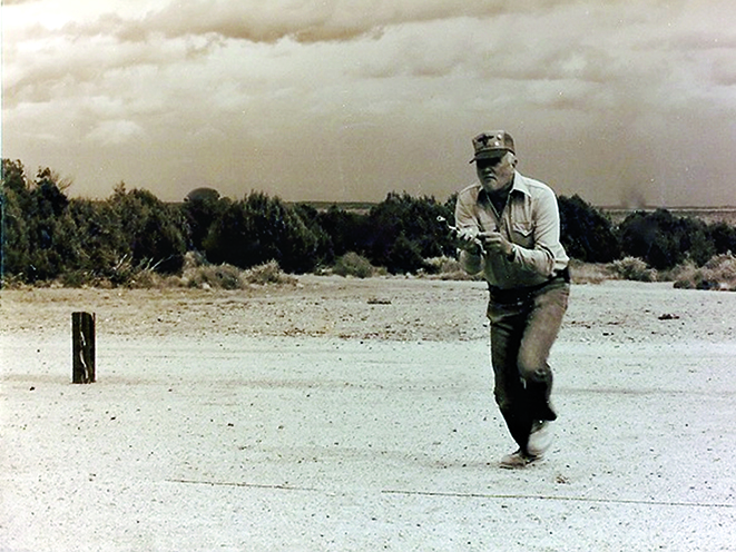 Jeff Cooper on the move