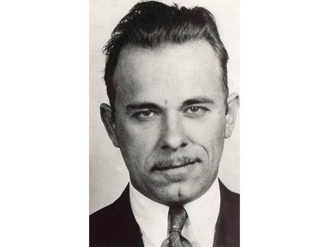 armed citizen john dillinger