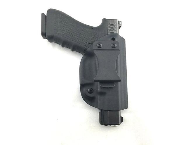 shot show holsters Kaos Concealment