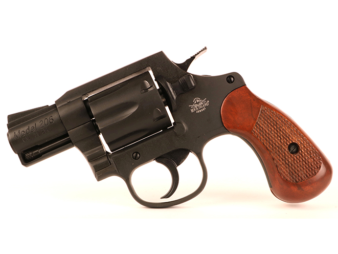 rock island armory snub-nose revolvers