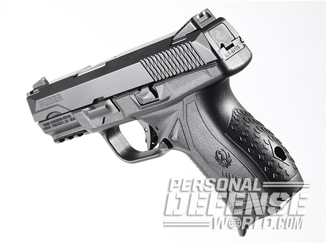 Ruger American Compact Pro rear sight