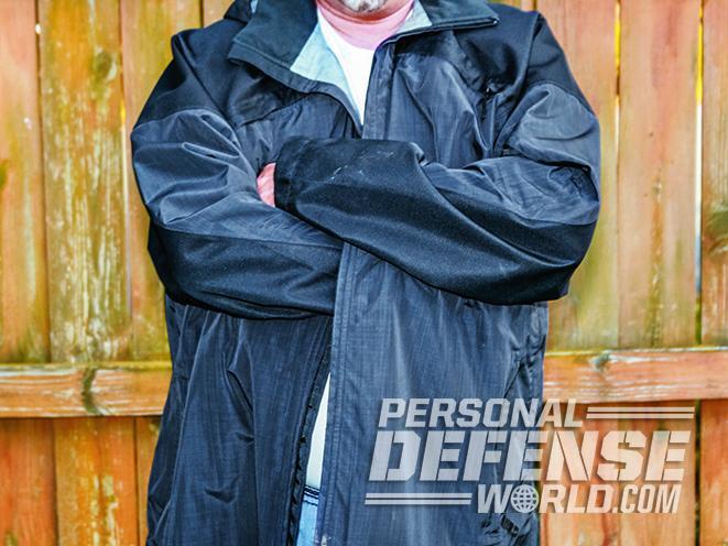 shoulder holsters concealed carry