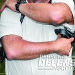 shoulder holsters tips