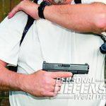 shoulder holsters techniques
