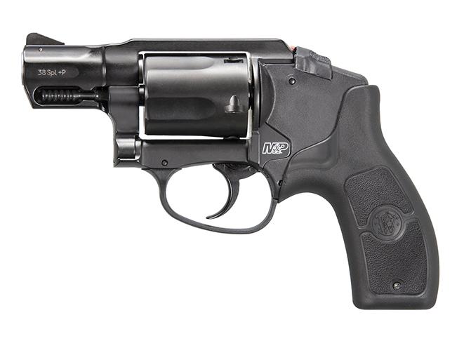 smith & wesson snub-nose revolvers