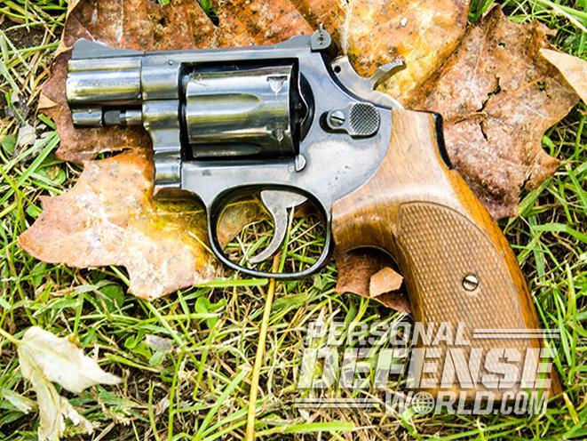 smith & wesson model 15-4 revolver