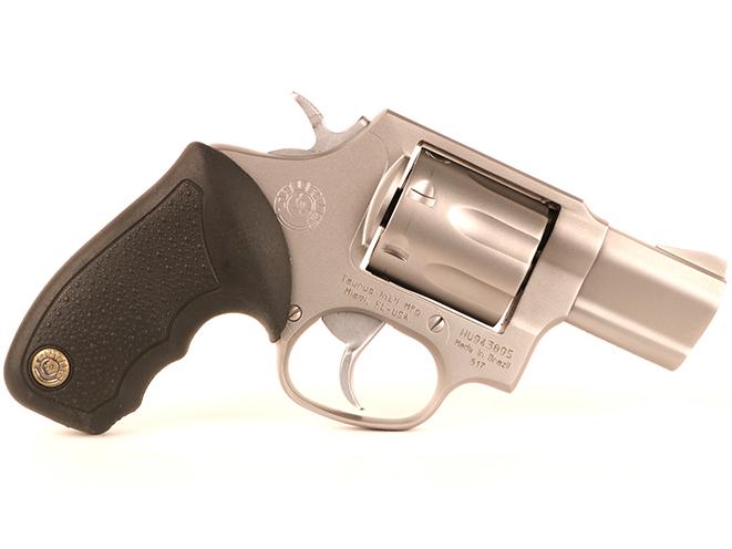 taurus model 617 snub-nose revolvers