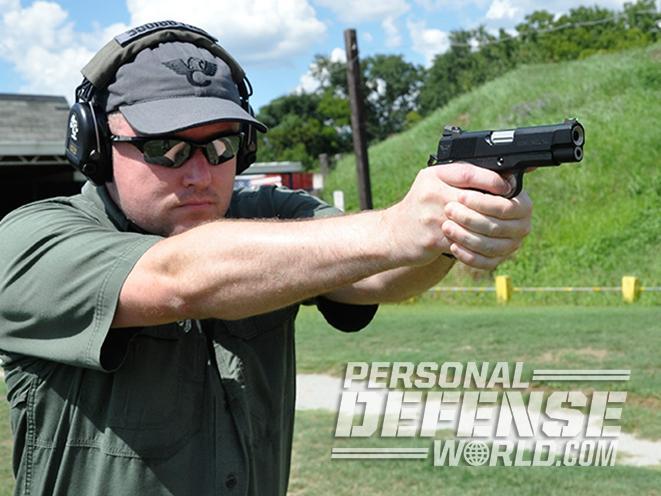 Wilson Combat Sentinel XL gun test