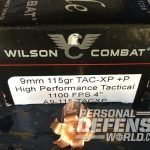 Wilson Combat Sentinel XL 9mm pistol