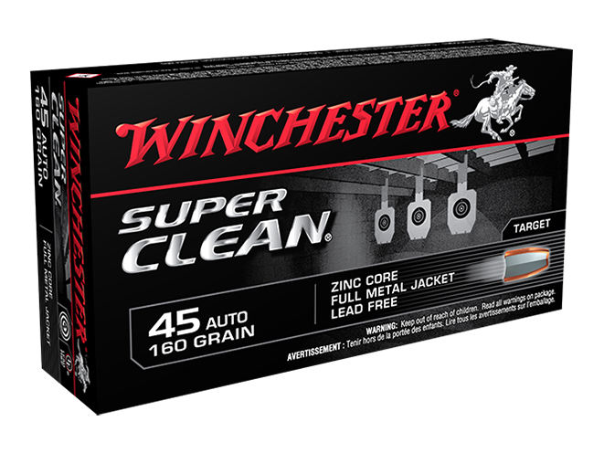 winchester new ammo