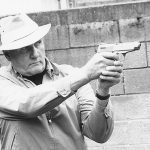 Jeff Cooper gun demonstration